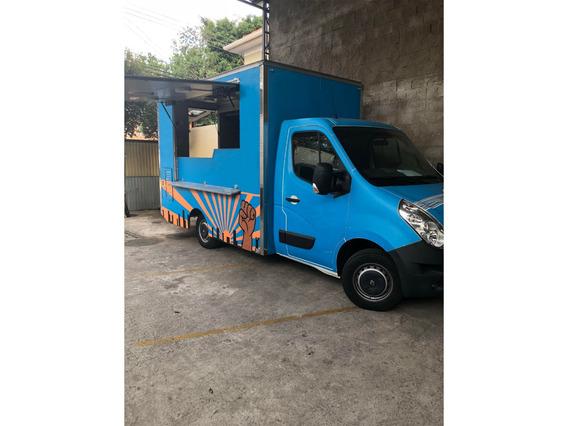 Food Truck Renault Master Aceito Negociação.