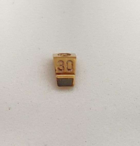 Marcador Folheado Para Bezel Do Breitling N° 30