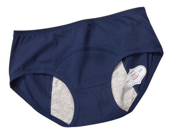 Panty, Calzón Para Menstruación E Incontinencia Algodón