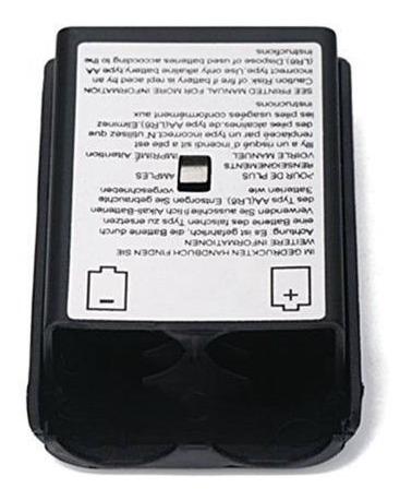 Tampa Da Bateria - Porta Pilhas - Controle Xbox 360 - Preta
