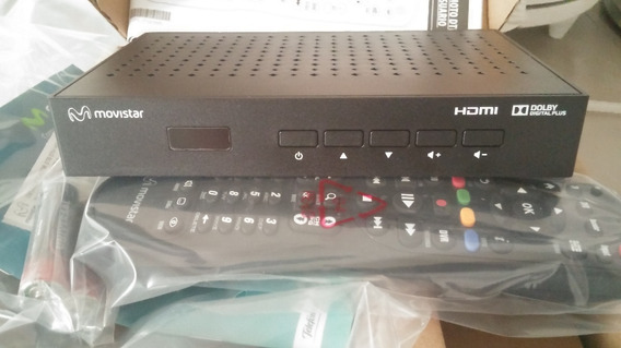 Movistar Tv Hd Nuevo Para Reemplazo
