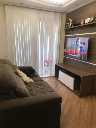 Apartamento À Venda, 2 Quartos, Dos Casa - São Bernardo Do Campo/sp - 88296