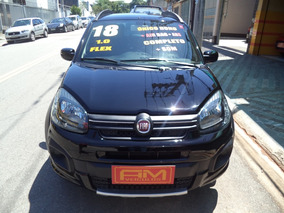 Fiat Uno Way 1.0 Flex 2018