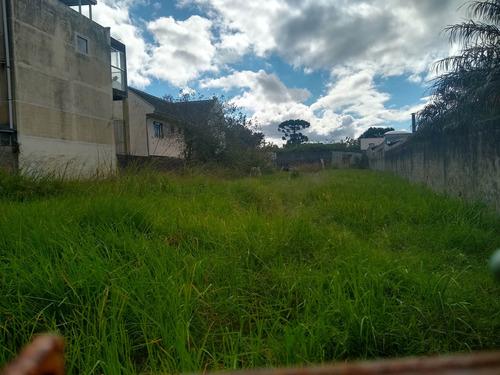 Imagem 1 de 4 de Terreno À Venda, Cajuru, Curitiba, Pr - Pr - Te0007_grid