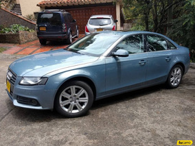 Audi A4 Multitronic Luxury Tp 2011 160hp 33000km