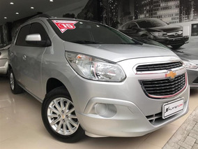 Chevrolet Spin 1.8 Lt 8v Flex 4p Automático 2014/2015