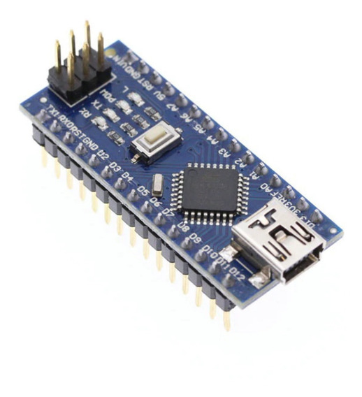 Arduino Nano V3.0 Atmega328p Ch340g 5v 16mhz Pronta Entrega