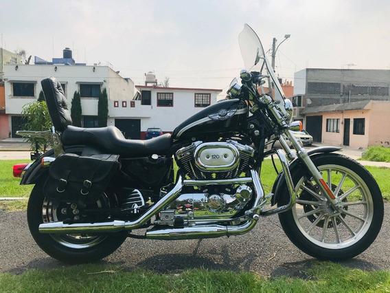 Harley Davidson Sportster 100 Aniversario