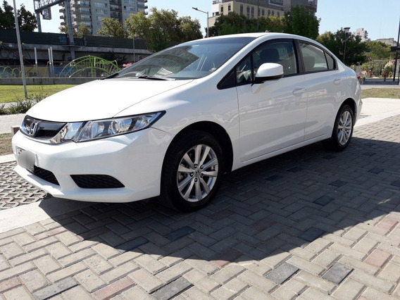 Honda Civic 1.8 Lxs At 140cv 2015