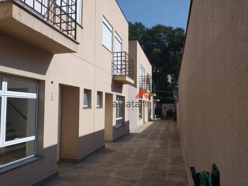 Imagem 1 de 22 de Sobrado Com 2 Dormitórios À Venda, 110 M² Por R$ 750.000,00 - Jardim Trussardi - São Paulo/sp - So0325
