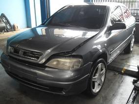 Sucata Astra 2001 2.0 Mpfi 8v Pra Tirar Peças Motor Capo