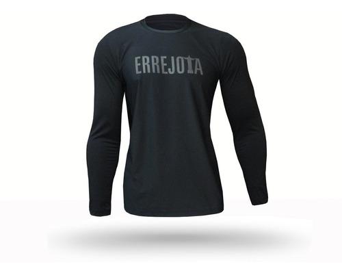 Imagem 1 de 3 de Camiseta Masculina Com Proteção Solar Uv 50+ Errejota