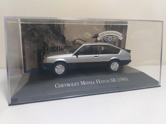 Chevrolet Monza Hatch Sr 1986 Carros Inesquecíveis Bras 1/43
