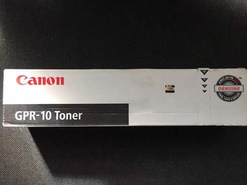 Toner Canon Gpr-10  Original Importado De Usa