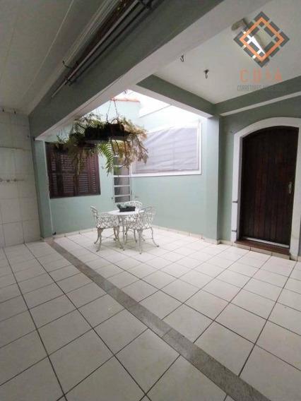 Casa Com 4 Dormitórios À Venda, 280 M² Por R$ 2.700.000,00 - Alto De Pinheiros - São Paulo/sp - Ca2733