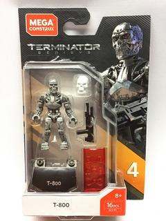 Halo Mega Construx Terminator T 800