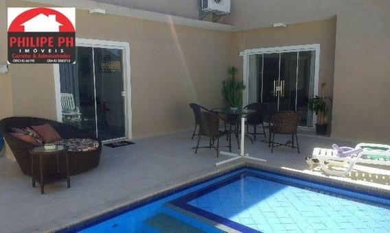 Residência De Luxo - Praia Particular - 839