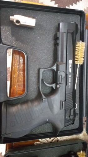 Pistola A Fogueo Automáticas Nuevas Marca Blow Tr 92 02