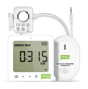 Efergy E2 Xl & Software Medidor De Electricidad Con Usb