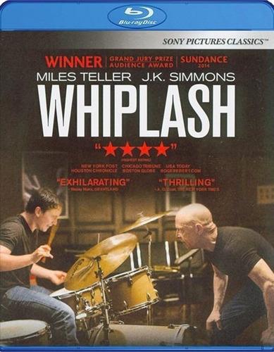 Imagen 1 de 3 de Blu-ray Whiplash / Musica Y Obsesion