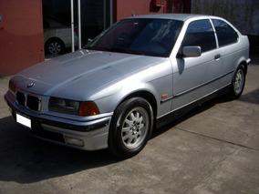 Bmw Serie 3 1.8 318ti Compact 1998 3p Gris