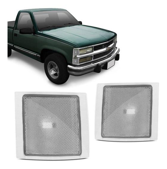 Pisca Farol Chevrolet Silverado 1993 1994 1995 1996 1997 1998 1999 2000 2001 2002 2003