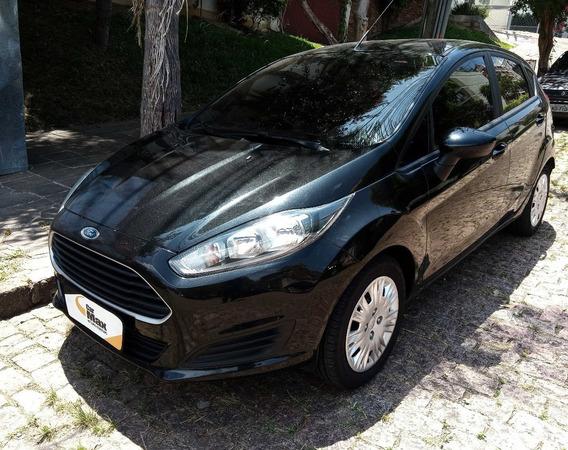 Fiesta Hatch S - Mec. 1.5, Único Dono