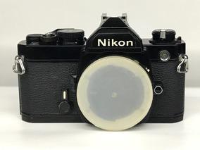 Câmera Nikon Fm Preta (corpo).(analógica).