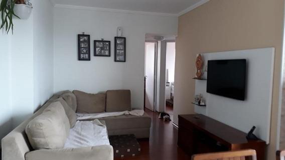 Apartamento Com 3 Dormitórios À Venda, 74 M² Por R$ 450.000 - Jardim Marajoara - São Paulo/sp - Ap4857