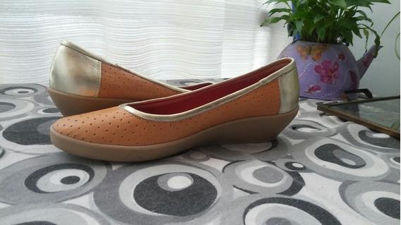 Zapatos Dama Taco Chino Cuero Caeli 40/1