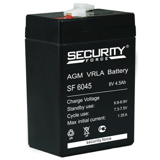 Batería 6v 4ah Auto Bateria Luz Emergencia Electroimporta