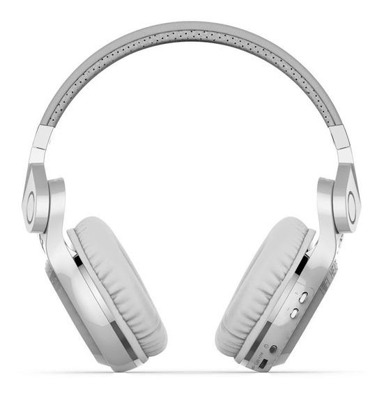 Headphone Sem Fio Bluedio T2+ Bluetooth 4.1 - Branco