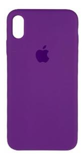 Silicon Case Protector iPhone Varios Colores Y Modelos