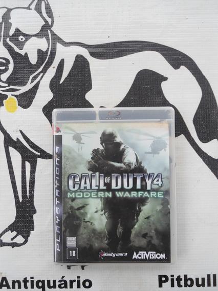 Call Of Duty Modern Warfare 4 Playstation 3 Black Label