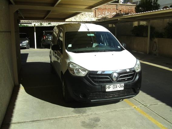 Furgon Renault Docker,2015,unico Dueño