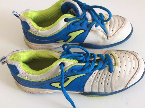 Zapatillas Joma N 37 Tenis Impecables