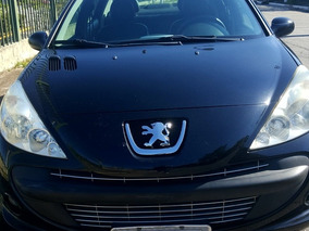 Peugeot 207 Passion 1.4 Xr Flex 4p 2010