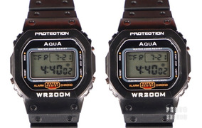 Kit 2 Relógios Masculino Aqua Gp 519 Original *prova D