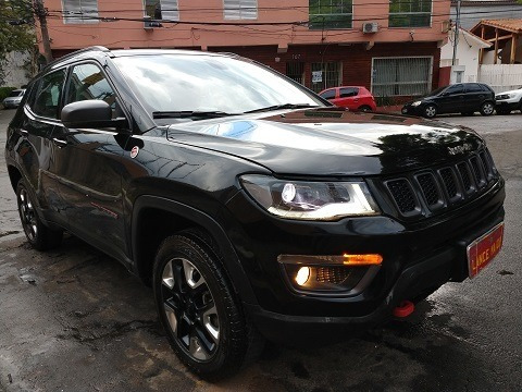 Compass Trailhawk 2.0 4x4 Dies 2018