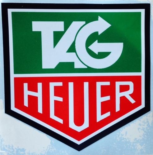 Stickers Tag Heuer Racing Autos Camionetas Motos Mde
