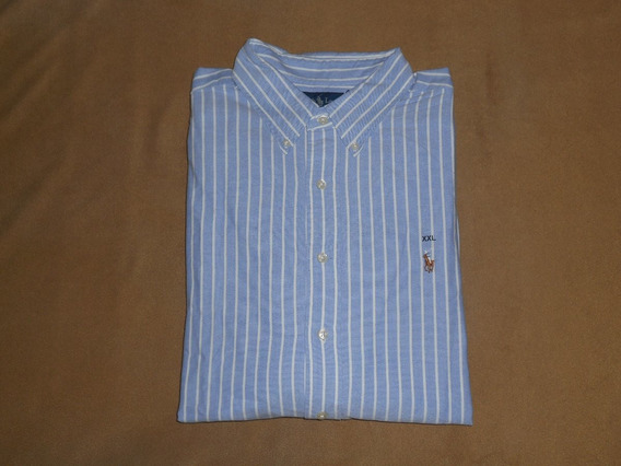 Camisa Polo Ralph Lauren 2xl Logo A Color