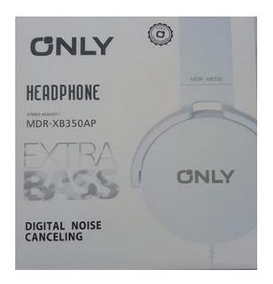 Auricular Only Mdr-xb350 Vincha Plegable