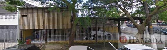 Terreno Comercial Para Venda Em São Paulo, Socorro - 2382-tv1