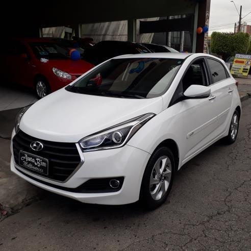 Hyundai Hb 20 Premium 1.6 Automático 2016