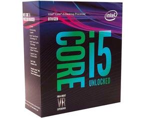 14159 Proc. Intel Core I5-8600k S1151 3.6ghz 9mb Box