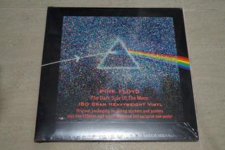 Pink Floyd The Dark Side Of The Moon Edicion Limitada Vinilo
