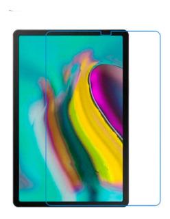 Kit 2 Películas Galaxy Tab S5e T720 T725 Ultra Clear Nano De Silicone Plástica Resistente