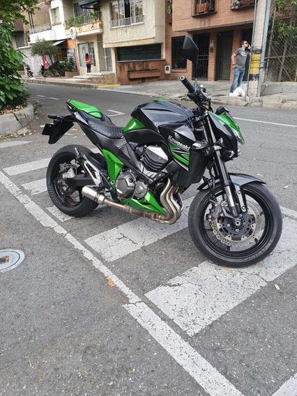 Kawasaki Zr800ef Mod 2014