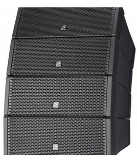 Sistema Line Array Pasivo Studiomaster V5+ V5s Bumper 5xlado
