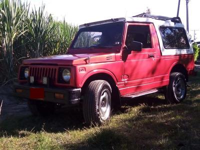 Suzuki Sj410 Extra Largo 4x4